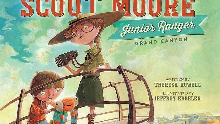 Scout Moore highlights NPS's junior ranger program