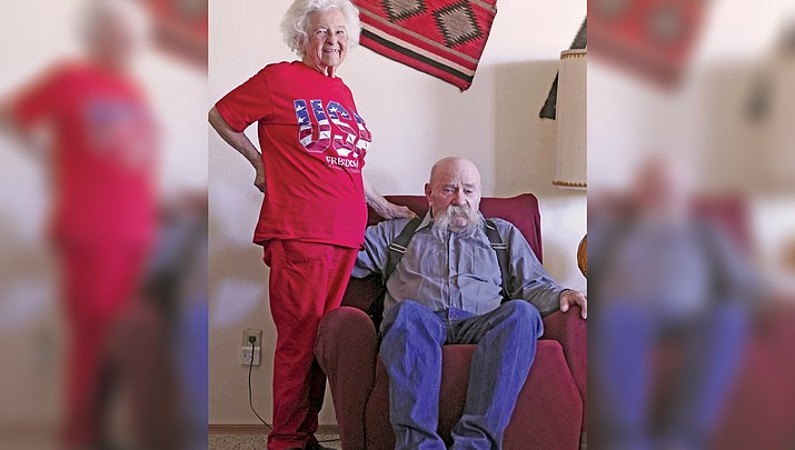 Cowpuncher's rodeo founding members Lucy and Jim Kreutzer to be honored