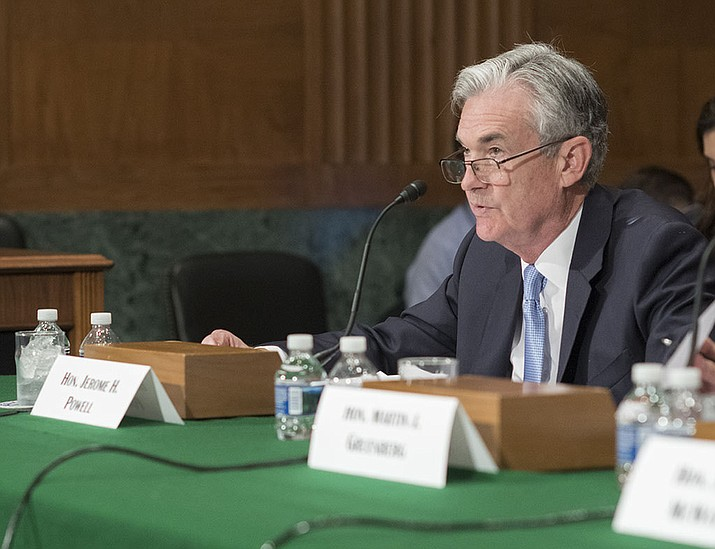 Jerome Powell, Chairman of the Federal Reserve, might see a need to accelerate the interest rate hikes. (Photo courtesy the Federal Reserve)