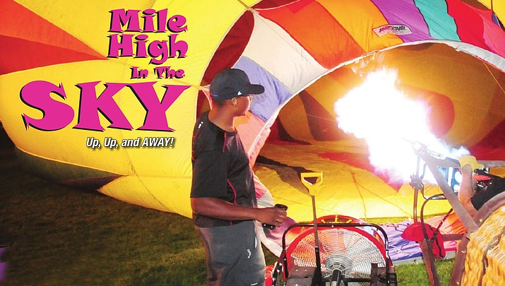 Yavapai County's largest hot air balloon festival Saturday, June 16