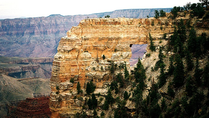 Grand Canyon to implement Level 2 water restrictions on North Rim starting Monday