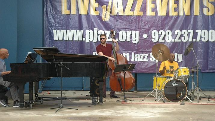Jazz Splash continues today