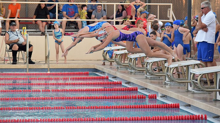 The Cottonwood Clippers will host the Lakes of Tempe meet on Saturday morning at 8 a.m. VVN/James Kelley