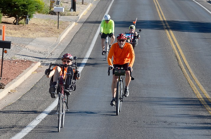 "The ""road diet"" plan is installing bike lanes with striping, from four to five feet wide with green paint, from Walgreens to Old Town along each side of Main Street. VVN/Vyto Starinkas"