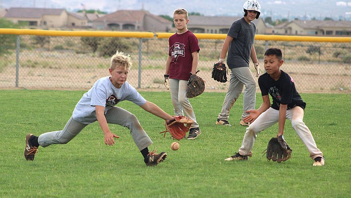 Experience is key for Kingman North 9-11 All Stars