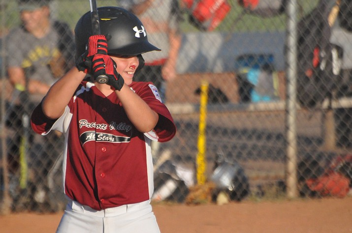 Logan Tyson, Prescott Valley 11U All-Stars