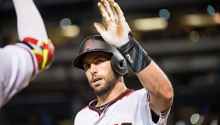 Dyson's catch, Goldschmidt's homer lead D-backs past Angels