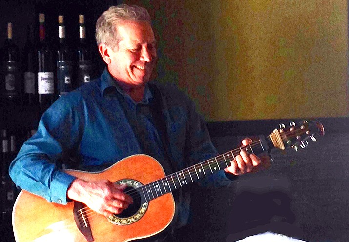 Sunday, June 24th, 6:30 – 8:30 p.m. Brian Peterman returns for a second time in the spot light at Bella Vita Ristorante.