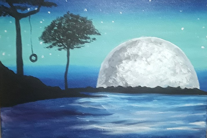 Paint-N-Party is a fabulous, fun event where you get to pick a libation to unleash your creativity and our local, professional artist takes you step-by-step through creating your own artistic masterpiece.