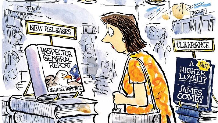 Editorial cartoon | June 19, 2018
