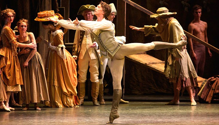 "A firm favorite in The Royal Ballet repertory, Kenneth MacMillan's tragic and romantic ballet ""Manon"" depicts the powerful and obsessive love between Des Grieux and Manon."