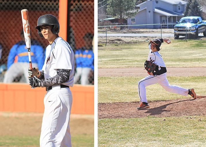 Zack Perkins and Frankie Kramer join several other Vikings who made All-Conference teams.