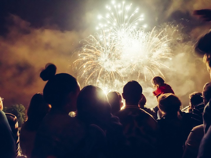 Fireworks have been cancelled for the Fourth of July in Williams.