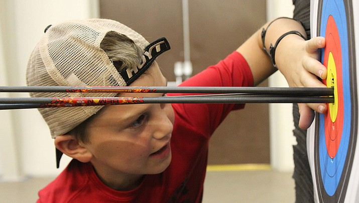 Rowden family hits a bullseye with Inside Out Archery