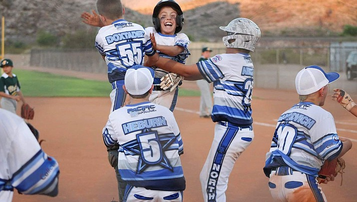 Little League: Kingman North 9-11 All Stars use big 4th inning to beat Blythe