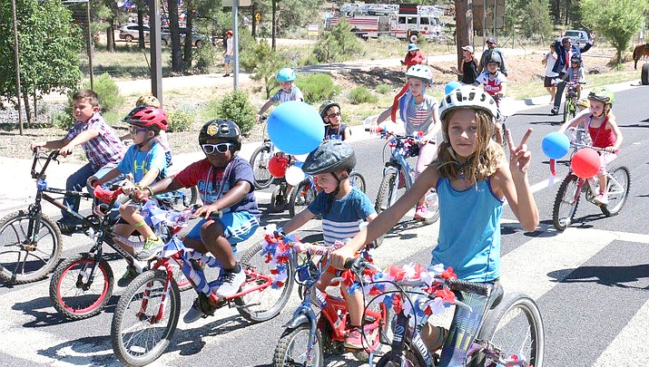 Fourth of July festivites, parade and laser light show coming to Tusayan