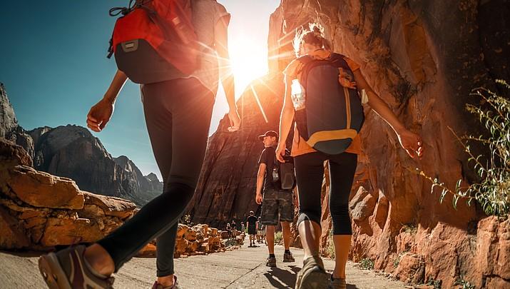 Smart hiking essential in Arizona's summer heat