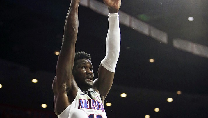 Preview: Arizona's Deandre Ayton top choice among bigs in NBA draft