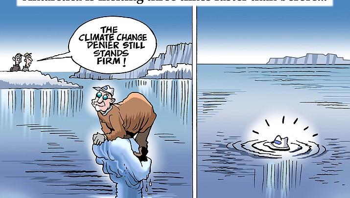 Editorial Cartoon | June 21, 2018