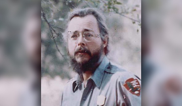 Authorities say 41-year-old Park Ranger Paul Fugate was working in the  Chiricahua National Monument visitor center in southeastern Arizona on Jan. 13, 1980. He left the building to hike a park trail and hasn't been seen since. (NPS)
