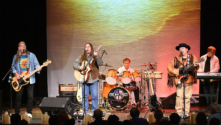 Crosby, Stills, Nash & Young tribute returns to Elks