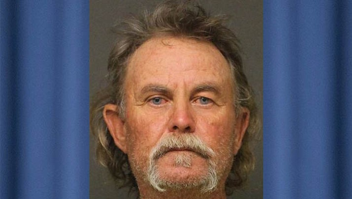 A night of 'seeing people' and 'people attacking' leads a Golden Valley man to jail