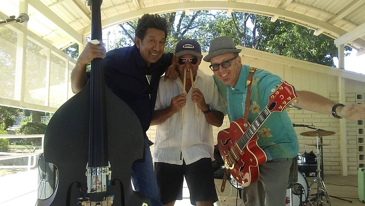 Lonesome Dick brings rockabilly stylings to Metcalfe Park