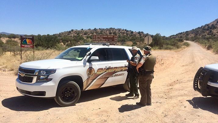 Suspect in Prescott murder sought in Rimrock area manhunt