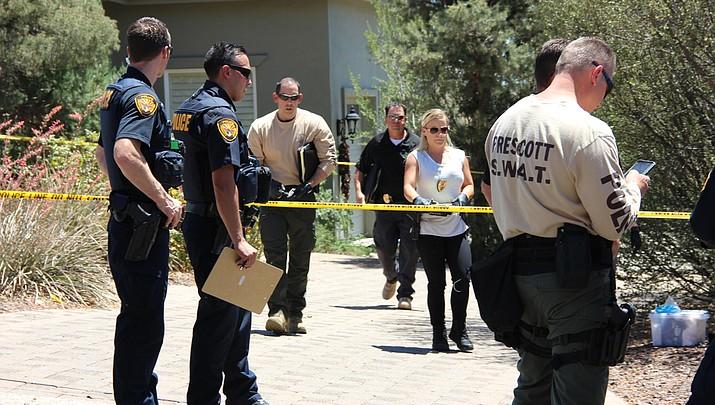Prescott PD actively investigating alleged murder