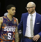 NAZ Suns' coach Cody Toppert joins Phoenix staff as assistant under Kokoskov photo