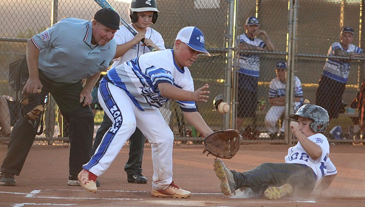 Little League: Kingman South 9-11 All Stars lose tough game to Kingman North