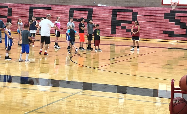 The 2018 Bradshaw Mountain High School Sports Camps have started. But there is still time for parents to register their children for the camps.
