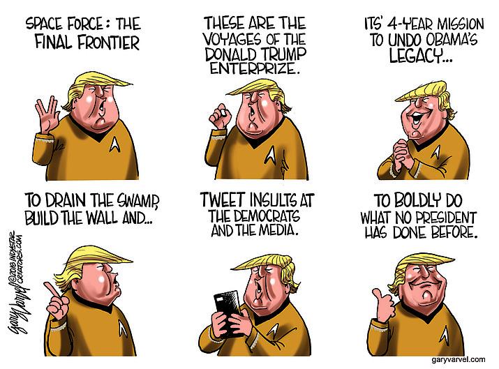 Editorial Cartoon (1): June 26, 2018