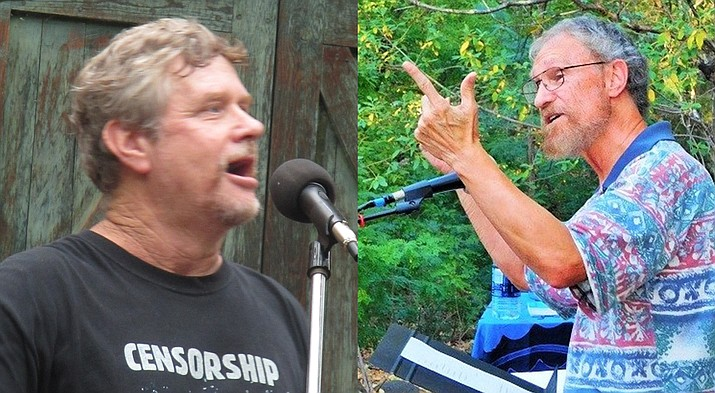 Gary Every and Joe Wise