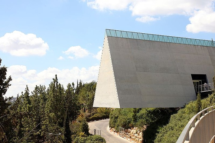 Vashem Holocaust memorial (Maryland GovPics)