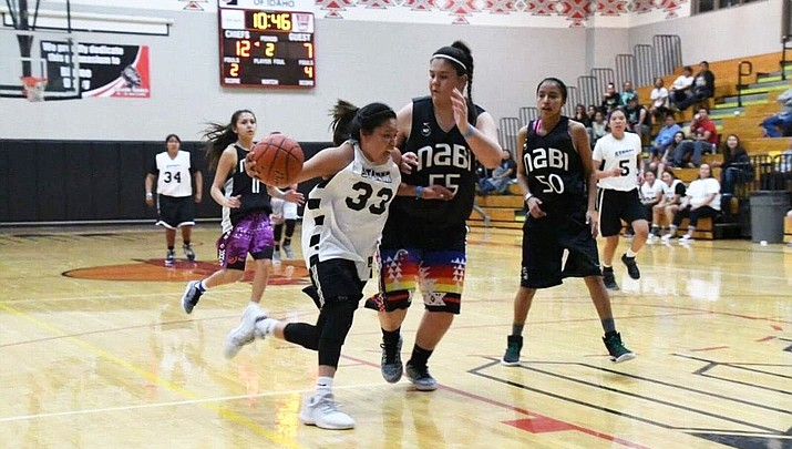 JJ Nakai  blazes trail for younger Native basketball  players