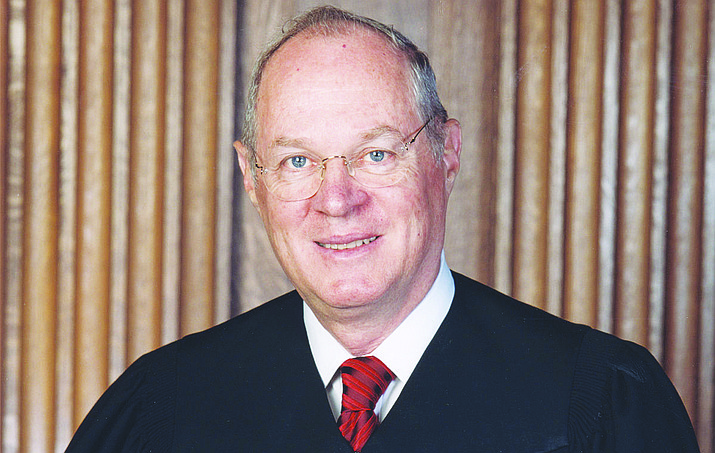 Supreme Court Justice Anthony Kennedy, who spent more than a decade as the court's tie-breaker, has announced his retirement. (Supreme Court photo)