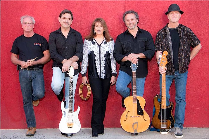 Five in the Wheel plays two nights of the Prescott Frontier Days dance on Friday and Saturday, June 29-30. (Courtesy)