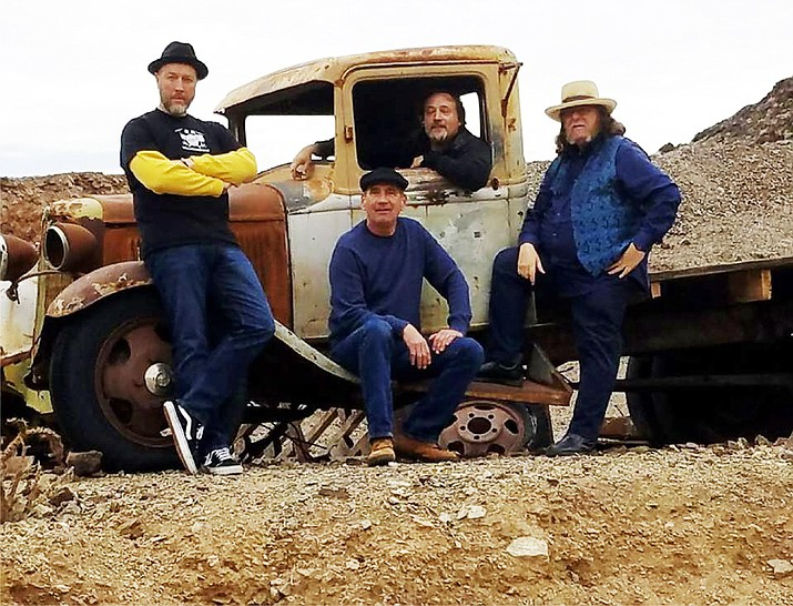 Electric Swamp Poets will be at the Northern Arizona Blues Alliance's inaugural Blues Festival at Watson Lake Saturday, June 30. (Courtesy)