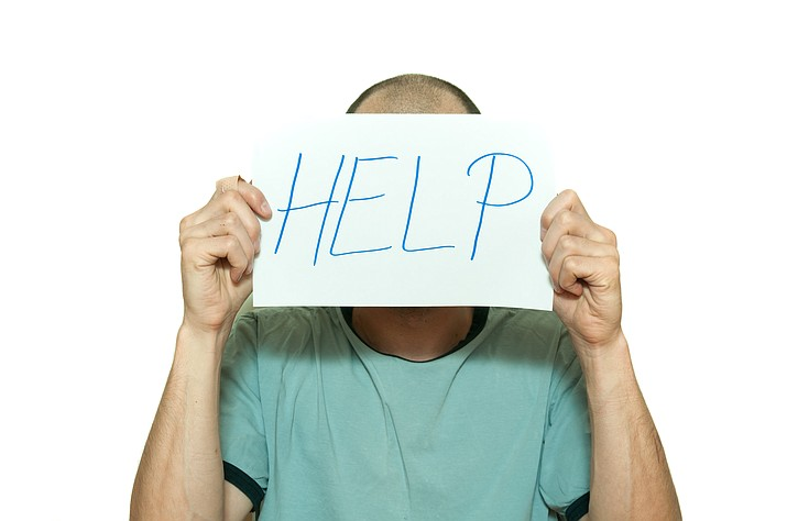Letter writer John French hopes those who are hurting reach out for help. (Adobe Images)