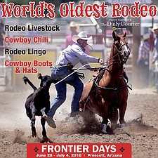 World's Oldest Rodeo 2018 photo