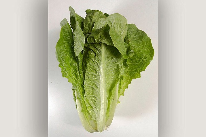 About 200 people were sickened in the E. coli outbreak earlier this year, and five people died. The outbreak has been linked to romaine lettuce food poisoning caused by tainted irrigation water in Yuma, Arizona. The outbreak, which started in the spring, is now over, the Centers for Disease Control and Prevention said. (Steve Campbell/Houston Chronicle via AP)