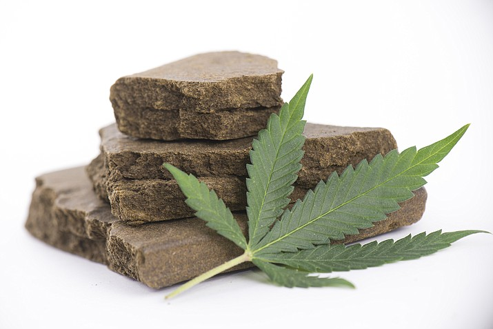 Hashish, essentially the resin of the cannabis plant, is legally not the same as the plant itself.