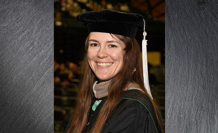 Dr. Madelyn Melchiors graduates