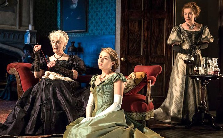"Olivier award-winner Eve Best and BAFTA-nominated actress Anne Reid star in this new classically staged production of Oscar Wilde's comedy ""A Woman of No Importance"" directed by Dominic Dromgoole, former Artistic Director of Shakespeare's Globe."