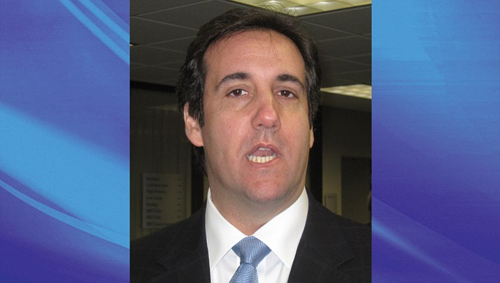 Michael Cohen, President Trump's ex-lawyer. (Photo by IowaPolitics.com, via Wikimedia Commons)