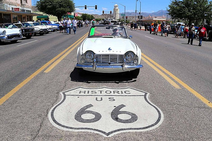 The National Trust for Historic Preservation is sending a team of photographers and writers on a month-long road trip across the U.S. on Route 66. (Courtesy photo/file)