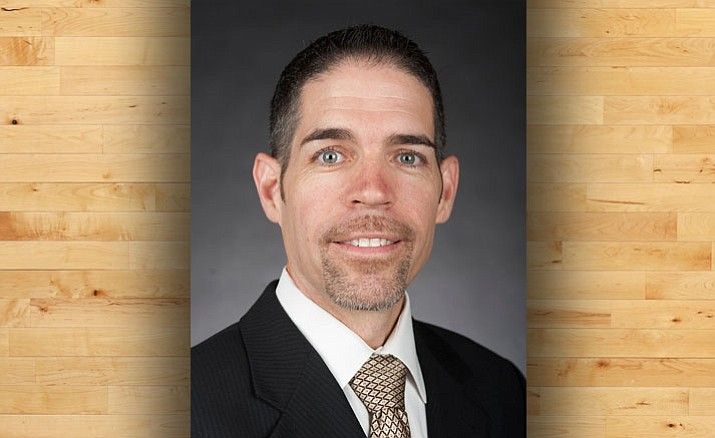 Michael Trujillo was named the next head women's basketball coach for Embry-Riddle, the university announced Tuesday, July 3, 2018. Trujillo spent the last four years as an assistant coach for Idaho State of the Big Sky Conference. (ERAU/Courtesy)