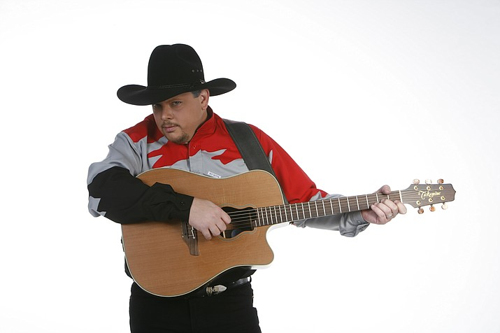 "Dean Simmons' Garth Brooks tribute ""The Garth Guy"" will be at the Elks Theatre and Performing Arts Center at 7:30 p.m. Saturday. (Dean Simmons/Courtesy)"
