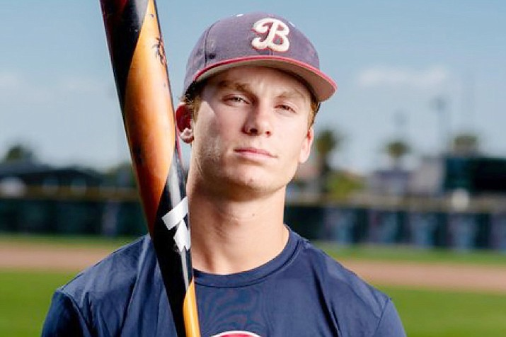 Shortstop Matt McLain, selected 25th by the Diamondbacks, plans to attend UCLA. (UCLA/Courtesy)